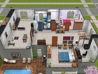 sims story freeplay town landing