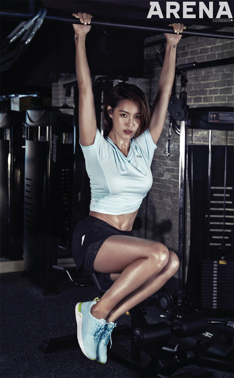Kahi - Arena Homme Plus Magazine August Issue '15