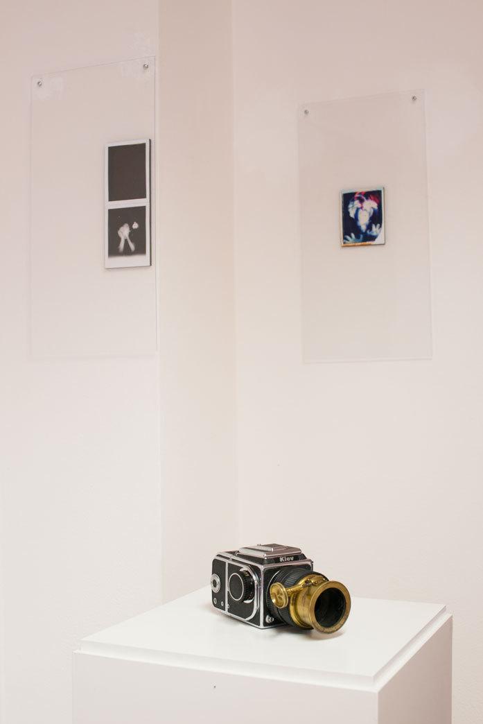 Lir Tasho, Polagenic Fugue, 2013, polaroid © Claudia Gori 2015  PRATO Tempo Reale a cura di Laura Capuozzo, Alessandro Gallicchio, Margherita Nuti,Stefania Rinaldi
