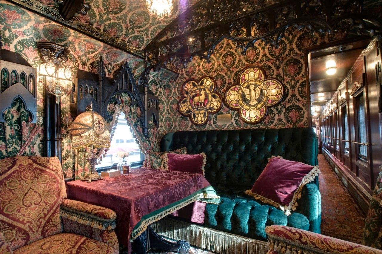 architecture bohemian Interior Design steampunk gothic