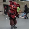 Foxy the pirate cove fox