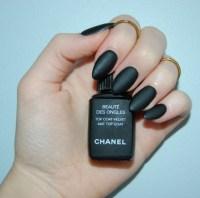black matte nails | Tumblr