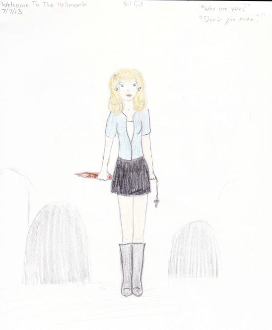 MagicCatJenny: Buffy The Vampire Slayer: Season One