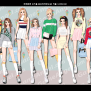 Korean Kpop Dress Up Games