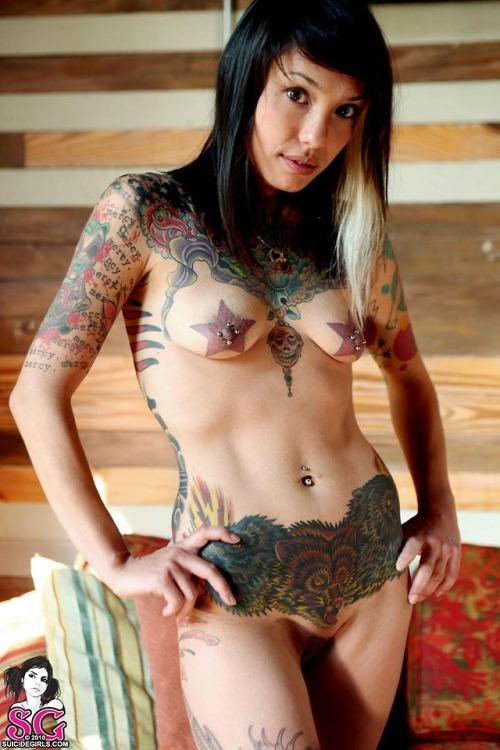tits and tattoos tumblr