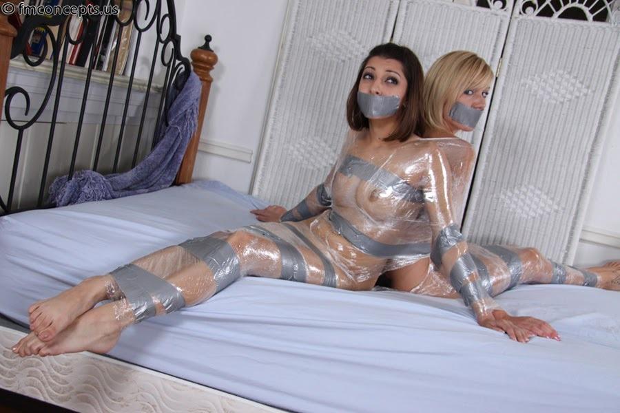 plastic bondage tumblr
