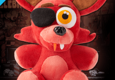 Fnaf Foxy Plush Amazon