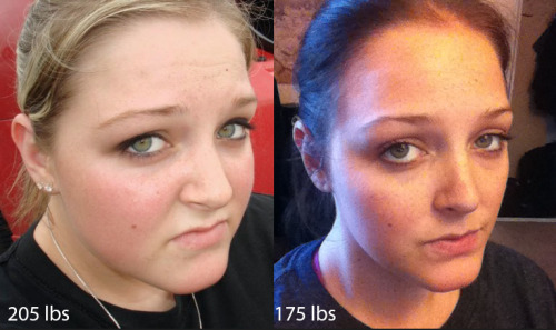 Before And After Fat Loss