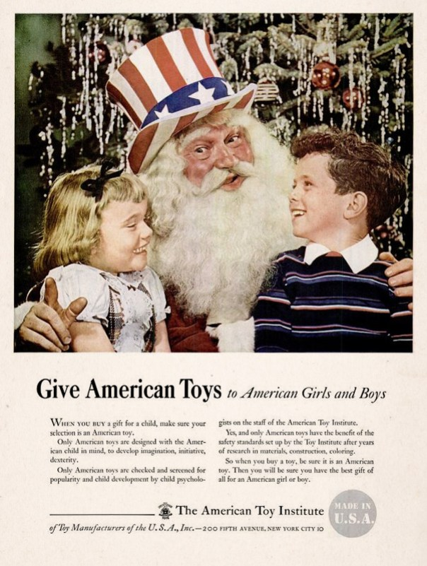 The American Toy Institute of Toy Manufacturers of the U.S.A., Inc. - 1949