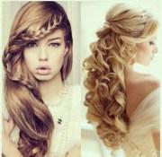 elegant prom hairstyles - style