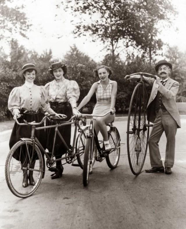 classicvintagecycling: Fannie Ellen, Li...