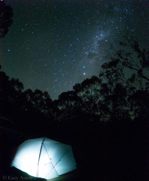 Milky Way from Geehi Flats