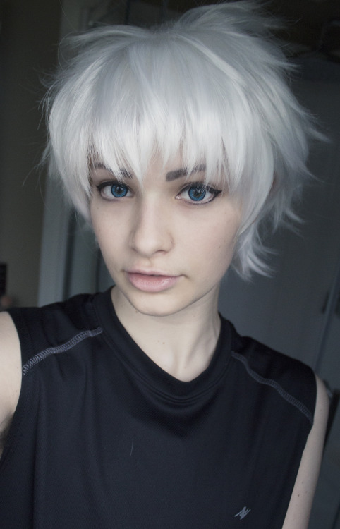 Killua Cosplay Tumblr