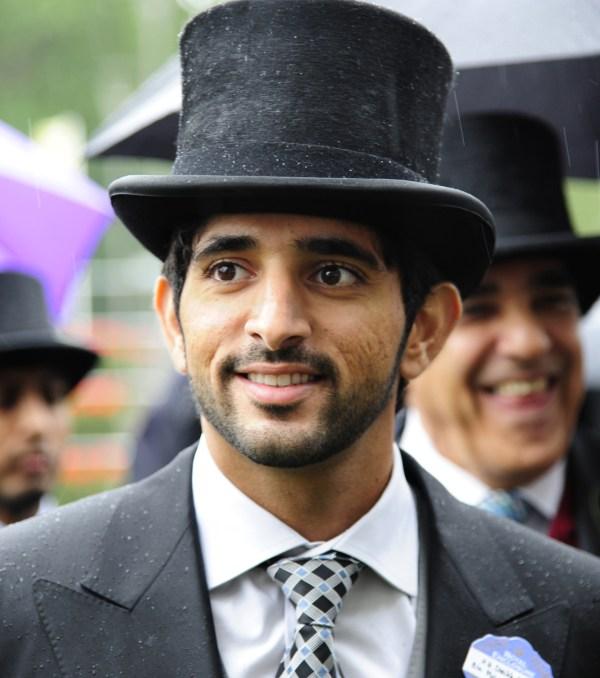 Dubai Prince Hamdan - Year of Clean Water
