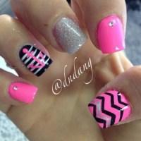 anchor nail art on Tumblr
