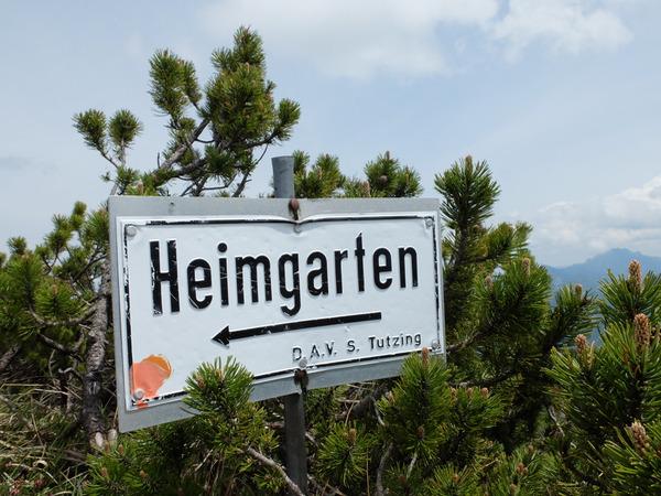 mangia minga // Zurück auf dem Münchner Hausberg - another Heimgarten tour
