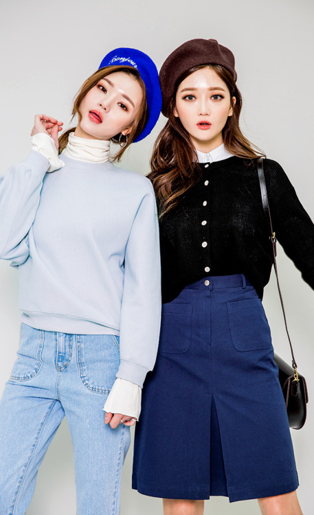 Korean Girls,Korean,Model,Dream Girls,Korean Model,Korean Girl, Sung Kyung & JinSil,Sung Kyung,JinSil,
