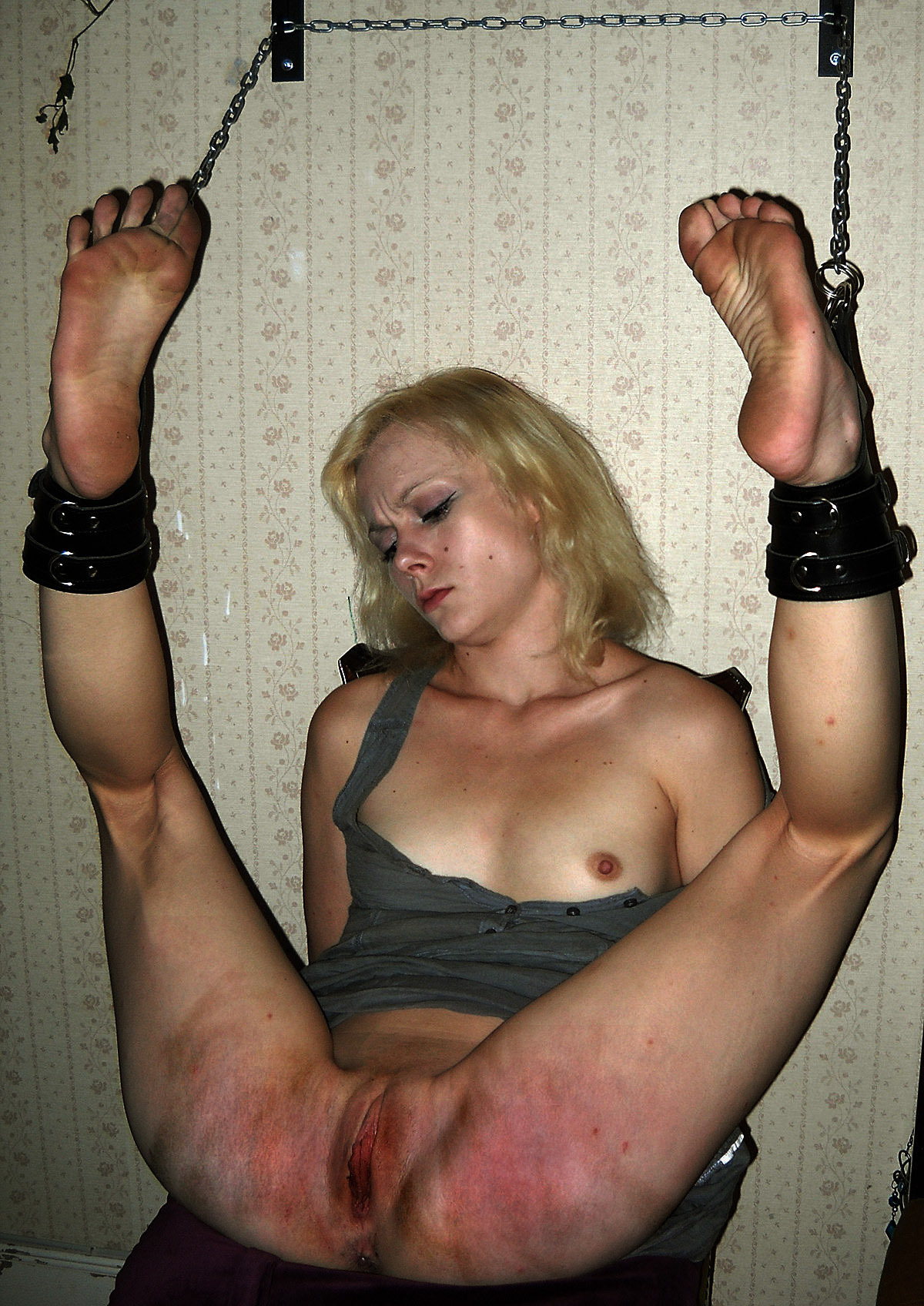 submissive little fucker