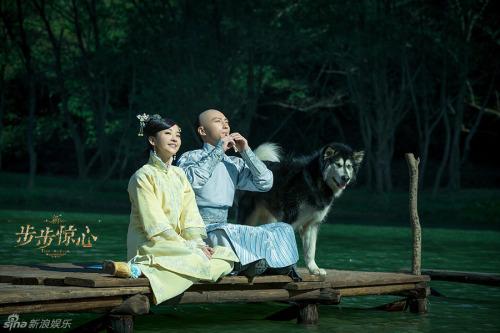 Ivy Chen, Shawn Dou in Time to Love/Bu Bu Jing Xin