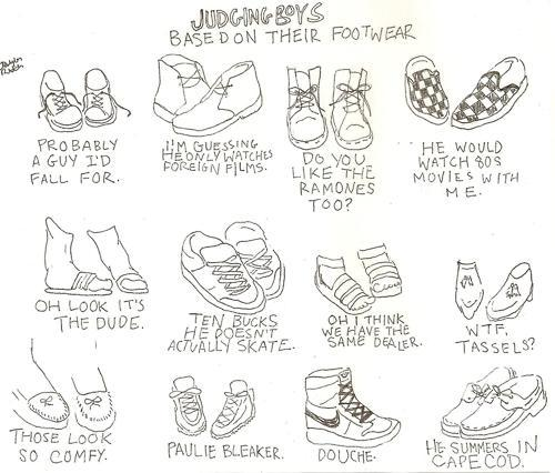 Why Shoes Are The Most Important Thing (to me)If you were