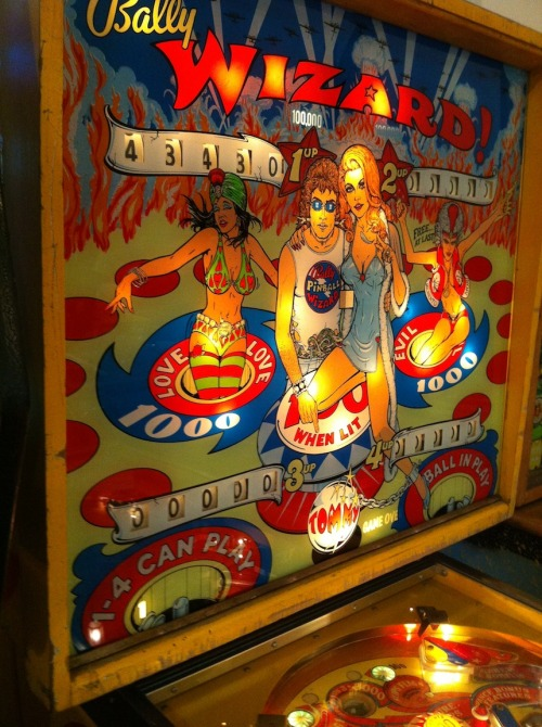 Mystic Pinball A Passion For Vintage Pinball  1975 Bally
