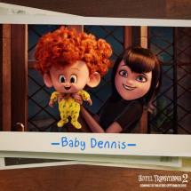 Baby Dennis Hotel Transylvania 2