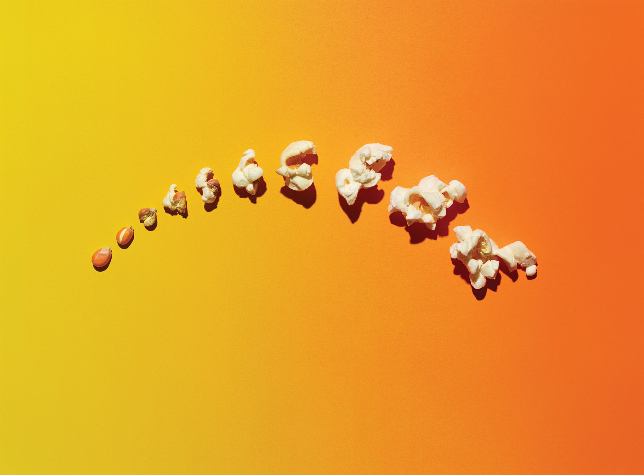 How Popcorn Pops for Reader's Digesteditor's note:Photo duo The Voorhes are featured in my new book! — available for pre-order