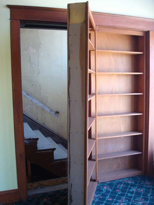 Everything About Secret Bookcase Doors