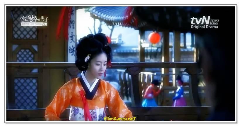 Queen Inhyun's Man,Ji Hyun Woo ,Park Boong Do,Yoo In Na ,Choi Hee Jin, 45 Dak., Kim Jin-woo, Dong-min,Jin Ye-sol ,2012, Kore Dizileri,Yoon-wol ,Inhyeon Wanghu-ui Namja ,Queen Inhyun's Man, Queen and I, 16 Bölüm,