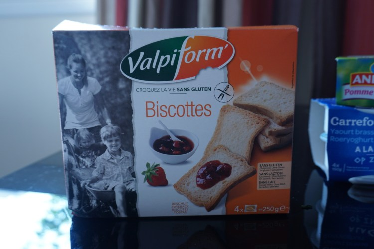 Valpiform gluten free biscottes | Cannes | South of France