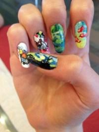 fancy nail art | Tumblr
