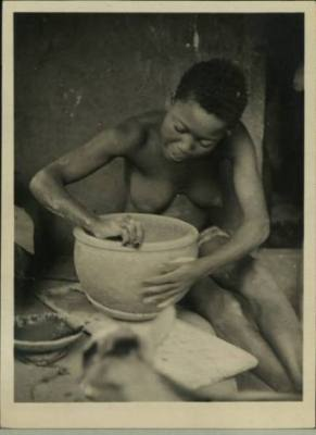 Nigerian woman1950s-1960s