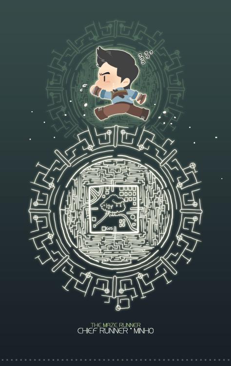 Wicked Iphone Wallpaper The Maze Runner Fanart Tumblr