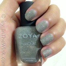 Zoya PixieDust in London