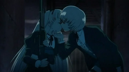 Hansel and Gretal from the Black Lagoon are the most tragic