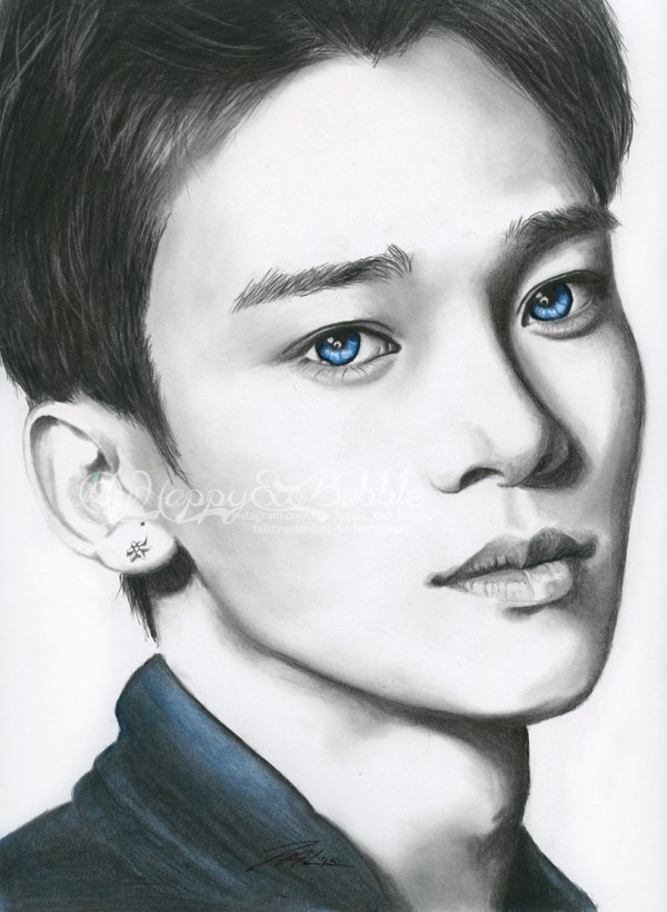 20 Fan Art Kpop Pictures And Ideas On Meta Networks