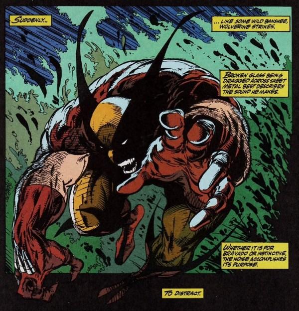 Todd McFarlane Wolverine