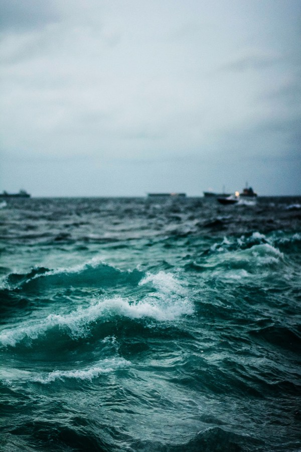 Black And White Sky Landscape Upload Water Blue Waves Ocean Sea Storm Sunrise Seascape