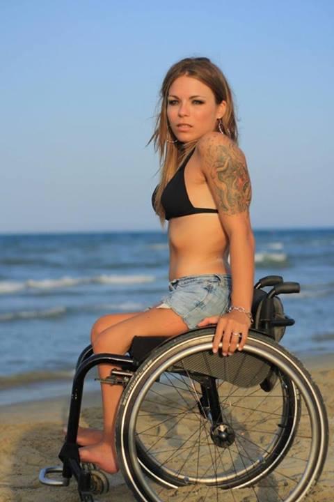 her a paraplegic  Tumblr