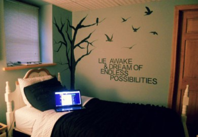 Tumblr Bedrooms With Quotes