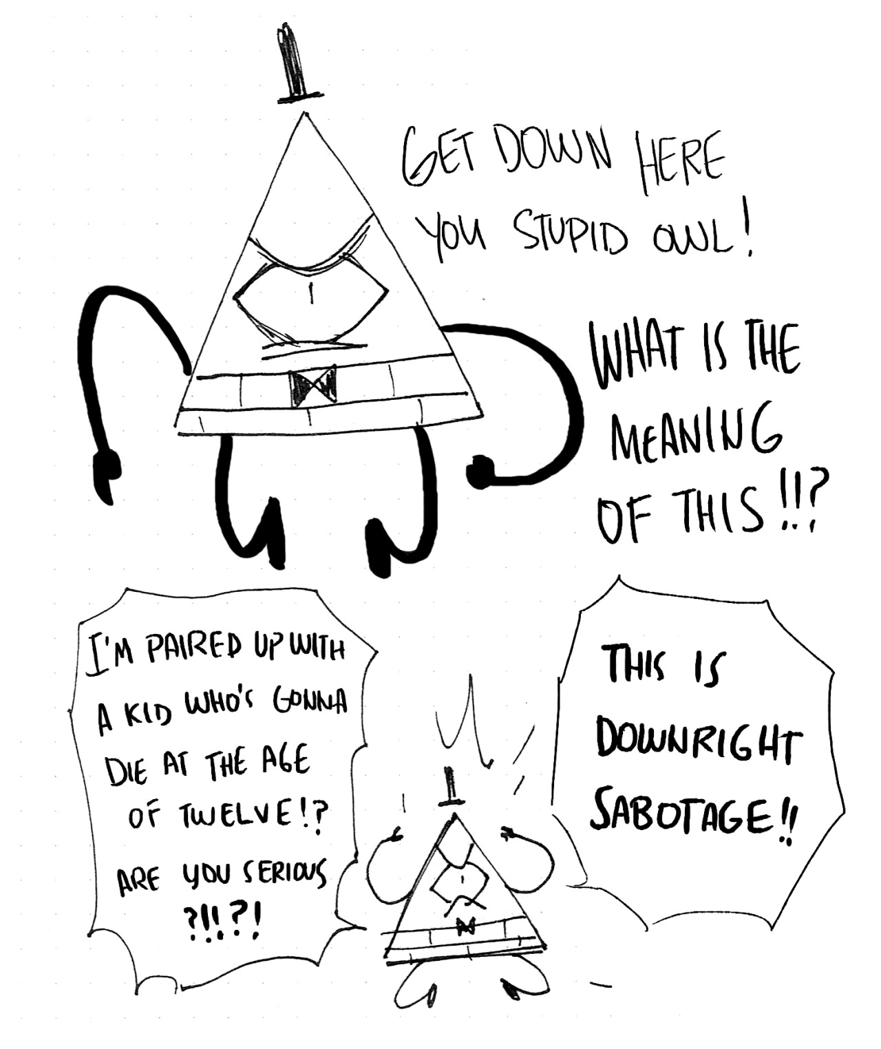 Gravity Falls jokes XD Minecraft Blog