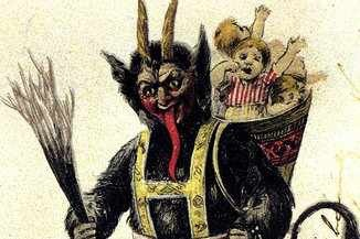 There is new holiday trend on the way. Not family friendly flicks with aging stars, but Christmas horror with creepy paranormal entities. Kevin Smith is giving us Krampus. Even William Shatner is doing a scary December movie… More here on what to expect: http://m.hitfix.com/news/is-krampus-the-next-iconic-horror-movie-monster  I think it's about time a new horror came around.. SILENT NIGHT DEADLY NIGHT is dated and boring… Krampus though? That's a subject that needed to be vetted .. I'm highly looking forward to seeing how Smith does it…