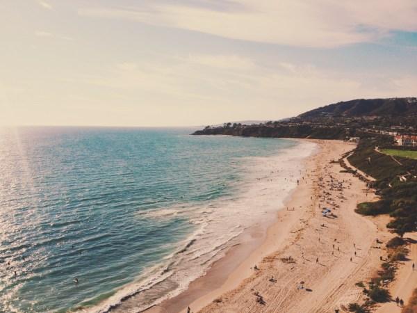 Summer Hipster Indie Paradise Canon Surf Nature Cali California Beach Waves Ocean