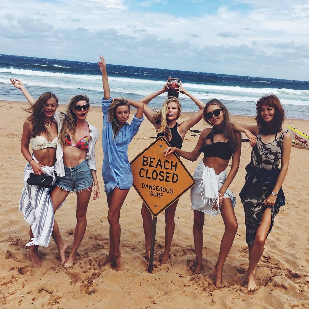 tumblr adult beach