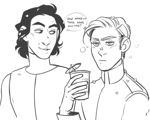 art kylux SWEATS THIS IS A LITTLE MORE INTENSE THAN I