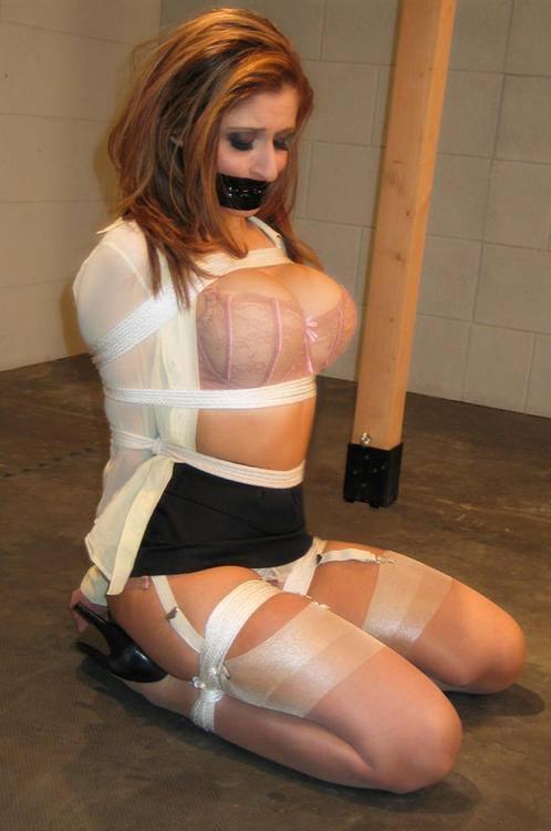 tumblr bikini bondage