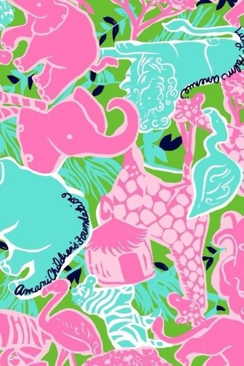 Fall Southern Prep Wallpapers Lilly Pulitzer Background Tumblr