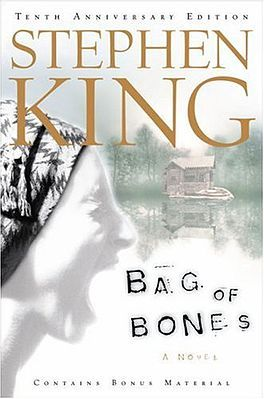 "Bag of Bones By Stephen King Reviewed by Miranda BoyerI was going through my audiobooks (I might have a few) and came across Stephen King's Bag of Bones. It was one that I'd bought for my mother, she's probably one of Kings's biggest fans. When I told her about coming across it she encouraged me to read it, advising that it was her second favorite Stephen King book (in case your wondering, The Girl Who Loved Tom Gordon is the first). Of course, it didn't need much selling but the icing on the cake was when I learned that Stephen King reads it himself. Of course this would be my next big read. Right away I can tell this is going to be an epic tale. It has the best narrator possible, the author! Of course he's s going to know exactly what each character was thinking and the cadence of their voice, the inflections and ultimately the story will mean something way different coming from him then it would from any one else. And it did. I really think that Bag of Bones was significant in King's writing as he really steps away from his typical ""horror"" genre and intertwines a sprawling ghost story of good and evil and of love and hate. This book was not about demons and ghouls that lurk in the night and in our nightmares. Instead this novel touches on the very real horrors that live in the minds of men instead, the unthinkable created out of lust, greed, and bad choices. King delivers something in Bag of Bones unlike anything I've read of his before. I've never seen the made for TV version of this book, and honestly I've not heard very good things either. But now that I've read it, I'll have to see if it's still listed on Netflix. I don't know that anything will do the book justice. In fact, I'm sure it won't but I'll still give it a go."