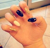 oval nail | Tumblr