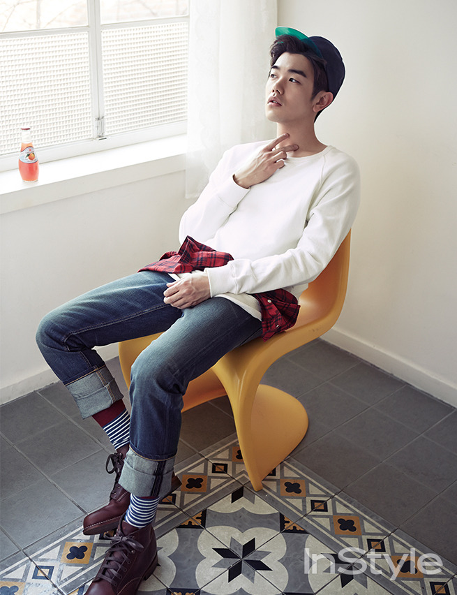 Eric Nam - InStyle Magazine March Issue '15